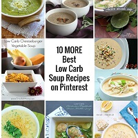 10 Best Low Carb Soup Recipes From Pinterest