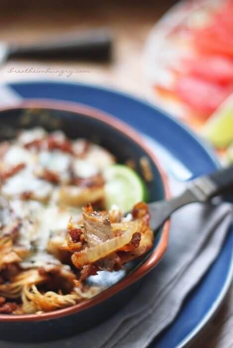 Low Carb Mexican Chori Pollo Recipe I Breathe I M Hungry