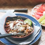 A low carb Mexican recipe from Mellissa Sevigny of I Breathe Im Hungry