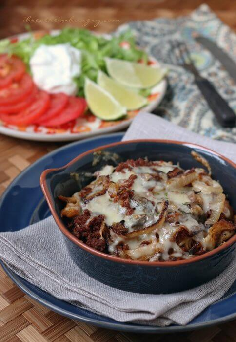 A keto friendly Mexican recipe from Mellissa Sevigny of I Breathe Im Hungry