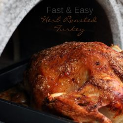 A low carb turkey recipe from Mellissa Sevigny of I Breathe Im Hungry