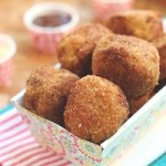 Chicken Nugget Meatballs Low Carb and Gluten Free