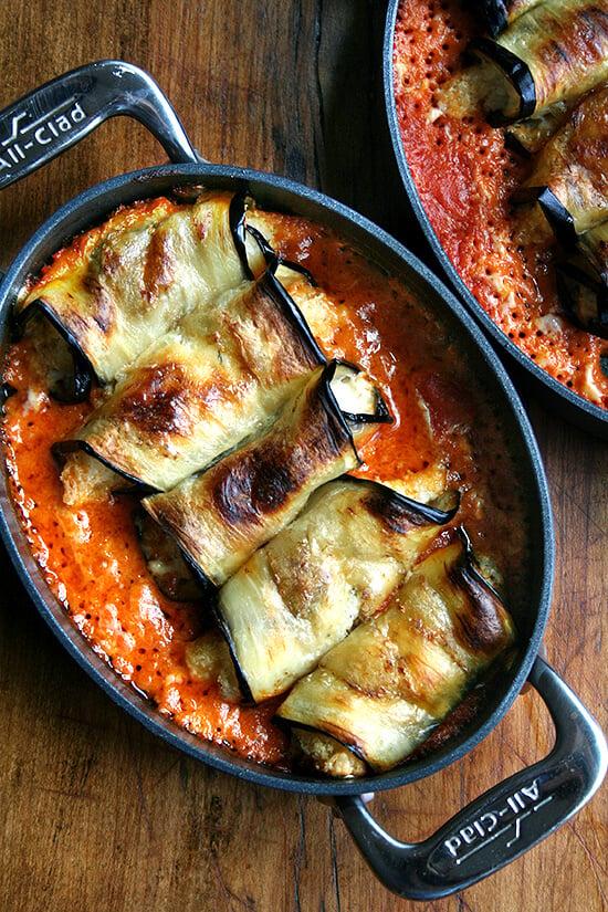 a low carb italian recipe