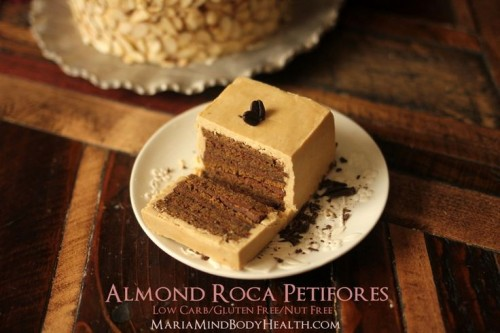 a low carb italian dessert recipe