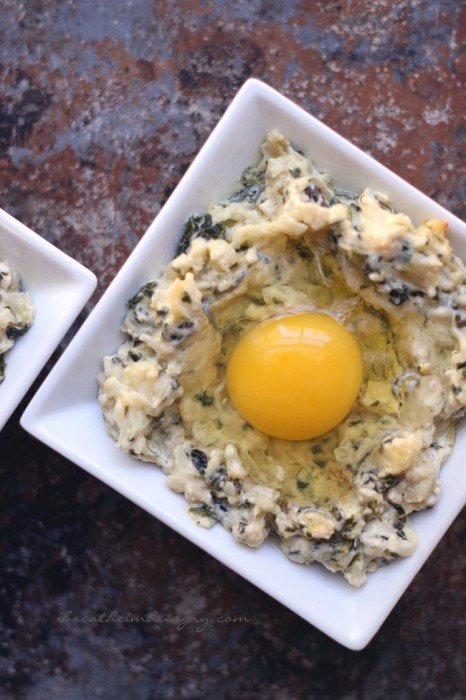 a low carb breakfast recipe from Mellissa Sevigny of I Breathe Im Hungry