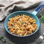 A low carb cauliflower recipe from Mellissa Sevigny of I Breathe Im Hungry