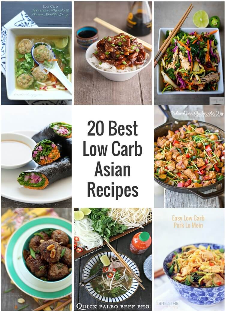 20 best low carb asian recipes i breathe i 39 m hungry - Recette low carb ...