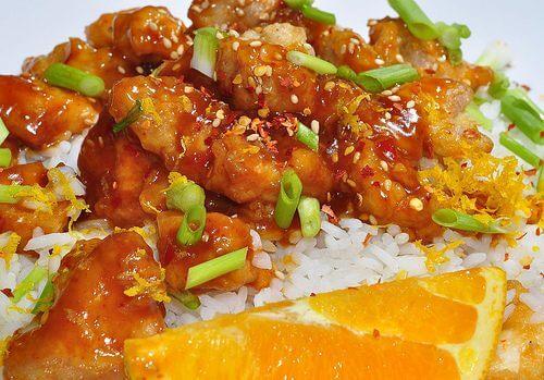 Gluten Free Slow Cooker Orange Chicken