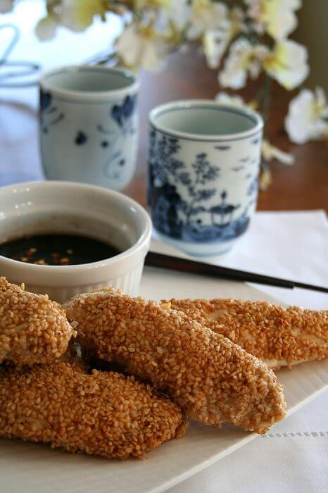 Low Carb Sesame-Crusted-Chicken-4