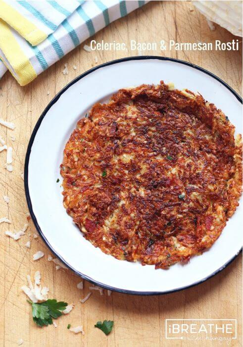 A keto side dish recipe from Mellissa Sevigny of I Breathe Im Hungry