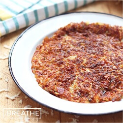 A low carb and keto friendly side dish recipe from Mellissa Sevigny of I Breathe Im Hungry