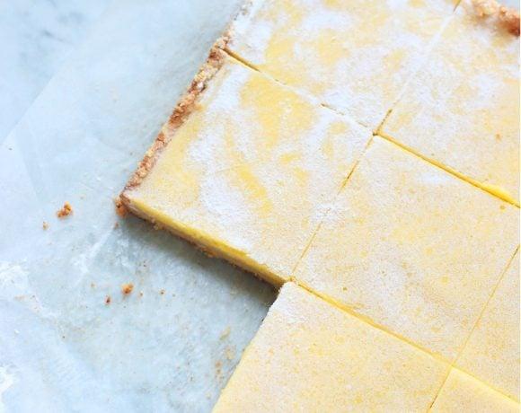 Low Carb Lemon Bar Recipe – Keto & Gluten Free