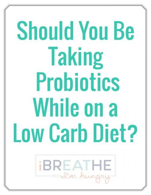 probiotics on a keto diet