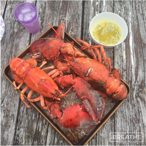 Keto Lobsters by Mellissa Sevigny of I Breathe I'm Hungry
