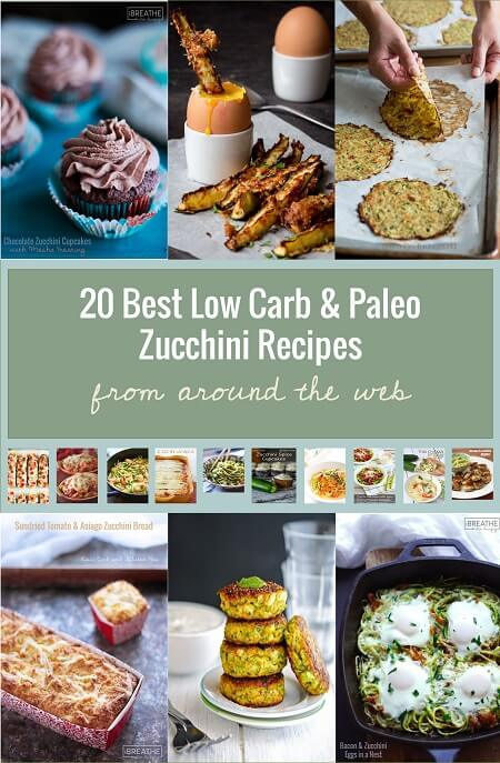 20 Best Low Carb and or Paleo Recipes - I Breathe Im Hungry