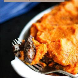 This delicious and easy cottage pie recipe is Paleo and Gluten Free, but can also be made low carb and Whole 30 compliant!