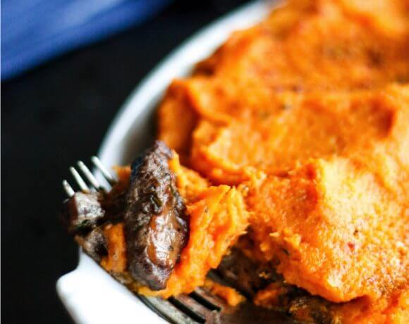 Paleo Cottage Pie with Low Carb Option