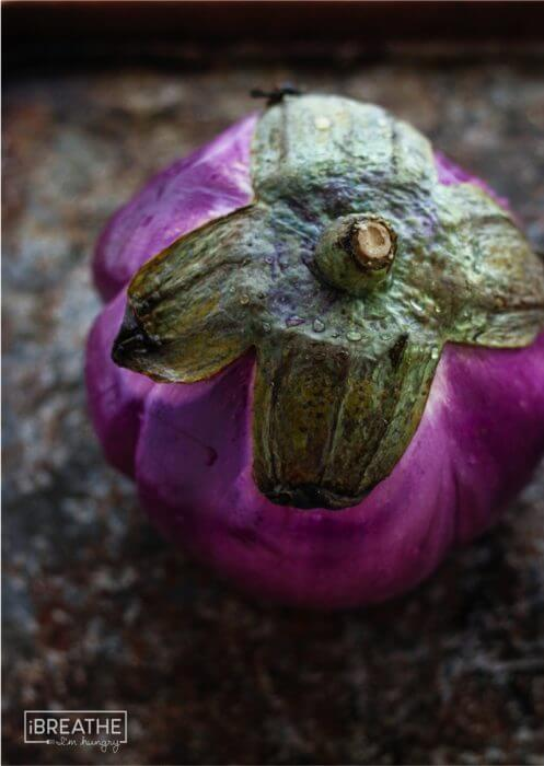 Sicilian Eggplant photo by Mellissa Sevigny of I Breathe Im Hungry
