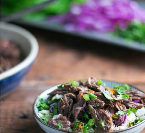 Asian Beef Pot Roast – Low Carb & Paleo