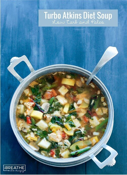 recipe: low carb vegetarian vegetable soup recipe [18]
