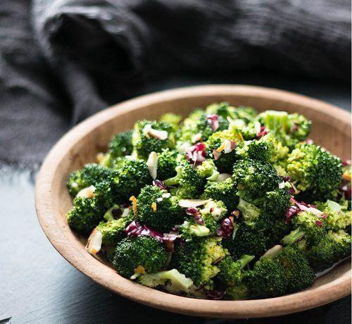 Winter Citrus Broccoli Salad – Low Carb & Gluten Free