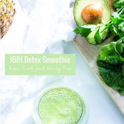 Finally - all the health benefits of a green smoothie, without the carbs and sugar! Keto, Atkins, Paleo friendly