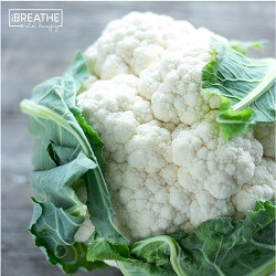 An open letter to cauliflower from Mellissa Sevigny of I Breathe Im Hungry