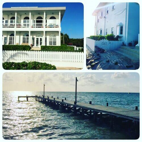 Belize condo on the beach
