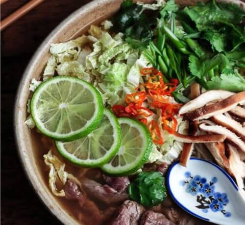 Asian Beef Noodle Soup – Low Carb & Gluten Free