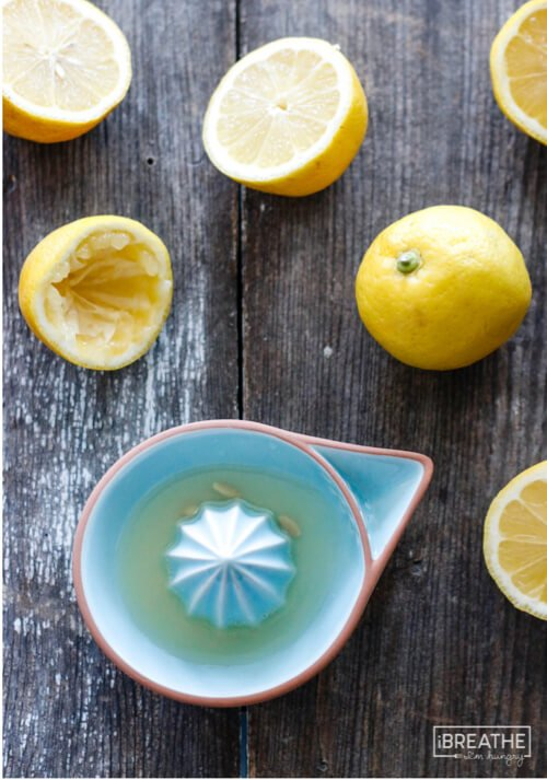 Lemons for Spring by Mellissa Sevigny of I Breathe Im Hungry