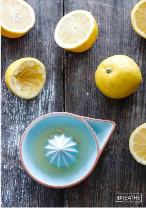 Lemons for Spring by Mellissa Sevigny of I Breathe Im Hungry