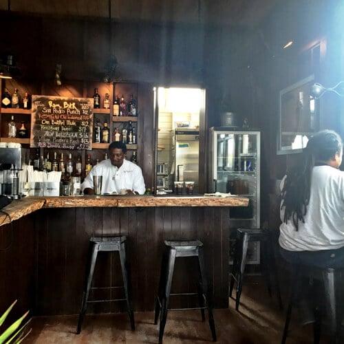 Rum & Bean Coffee House San Pedro Belize