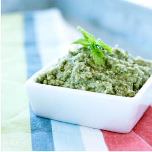 Whole 30 Pesto – Low Carb & Gluten Free