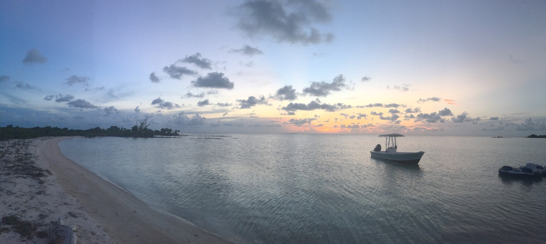 Belize Sunset by Mellissa Sevigny