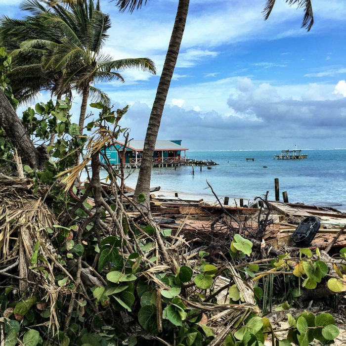 Life in Belize / Hurricane Earl Aftermath Update
