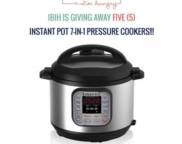 Instant Pot Giveaway October