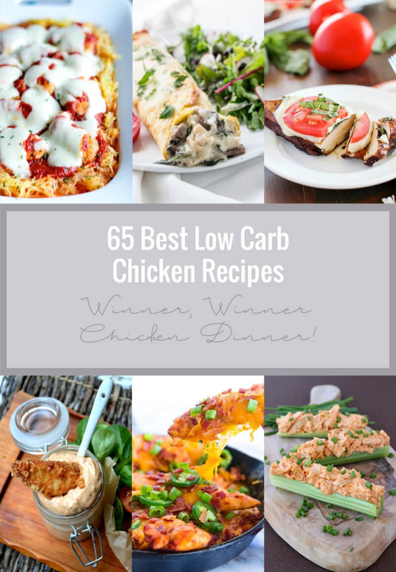 65 Best Low Carb Chicken Recipes | I Breathe I\'m Hungry