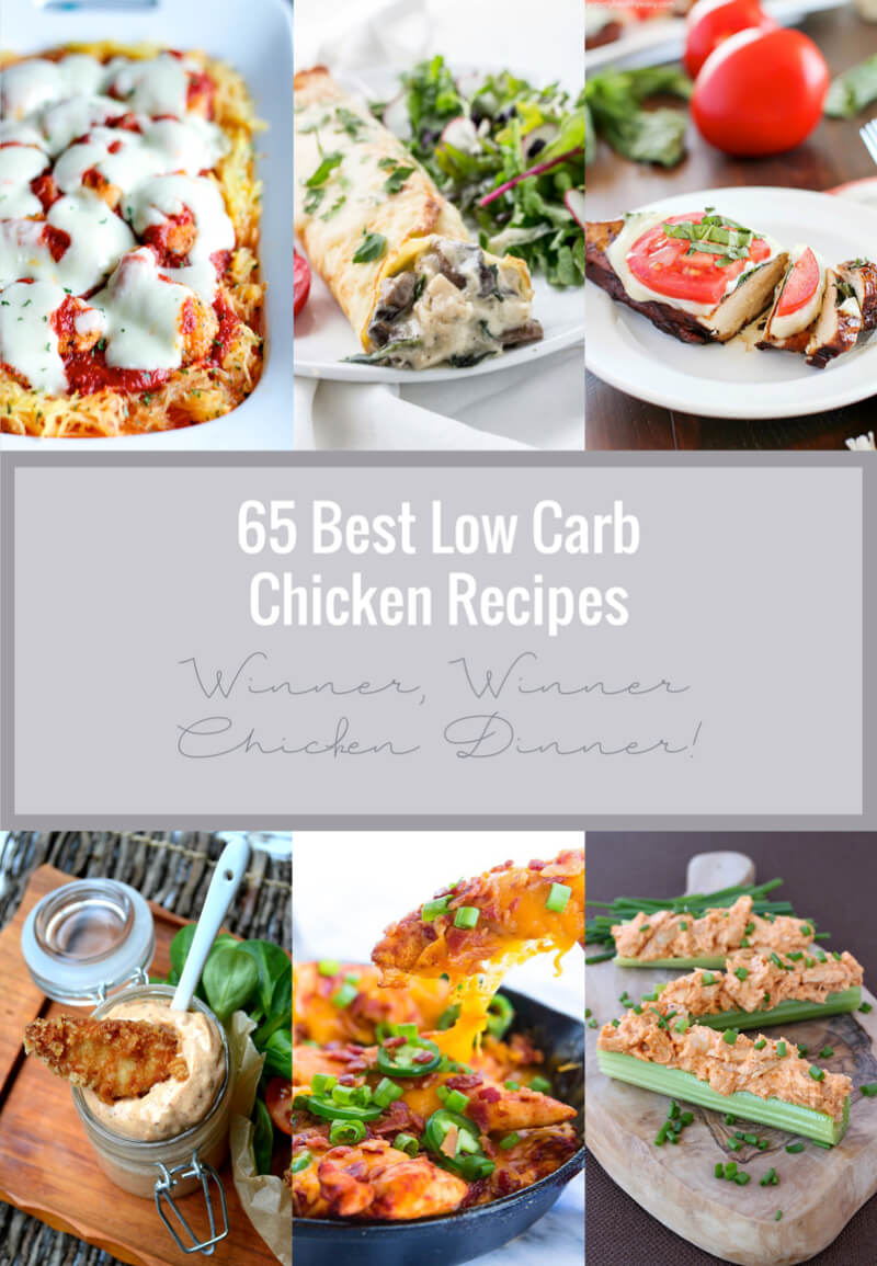 65 Best Images About Boost Your Bathroom On Pinterest: 65 Best Low Carb Chicken Recipes