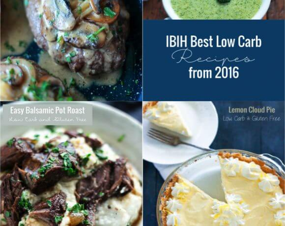 A collection of I Breathe Im Hungry's best low carb recipes from 2016