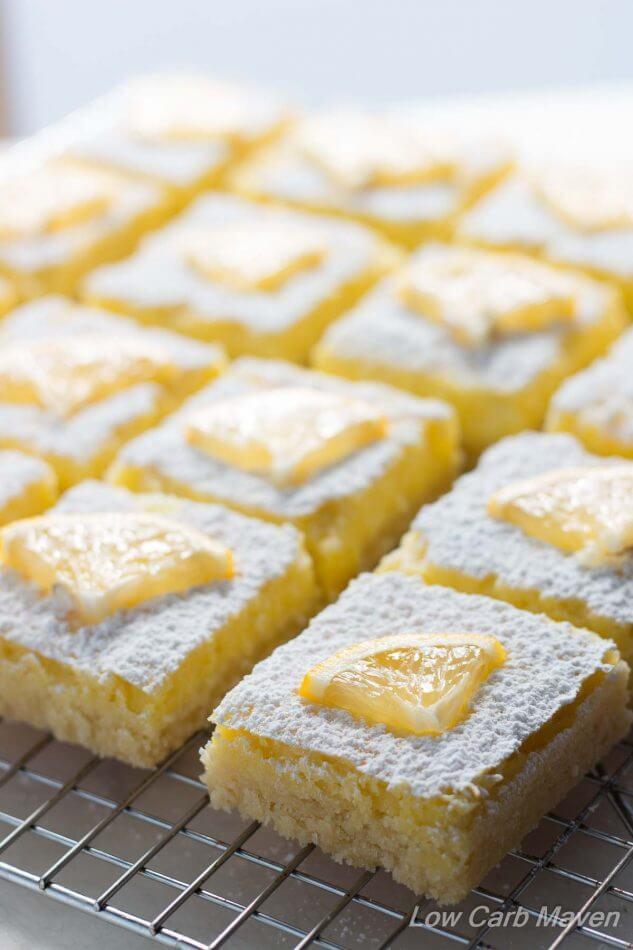 50 Best Keto Spring Desserts 11