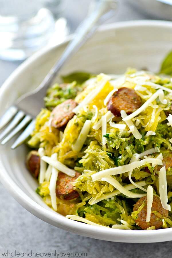 101 Best Low Carb & Keto Spaghetti Squash Recipes 12