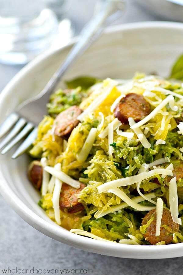 101 Best Low Carb & Keto Spaghetti Squash Recipes 12