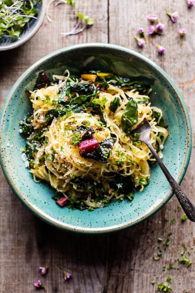 101 Best Low Carb & Keto Spaghetti Squash Recipes 16