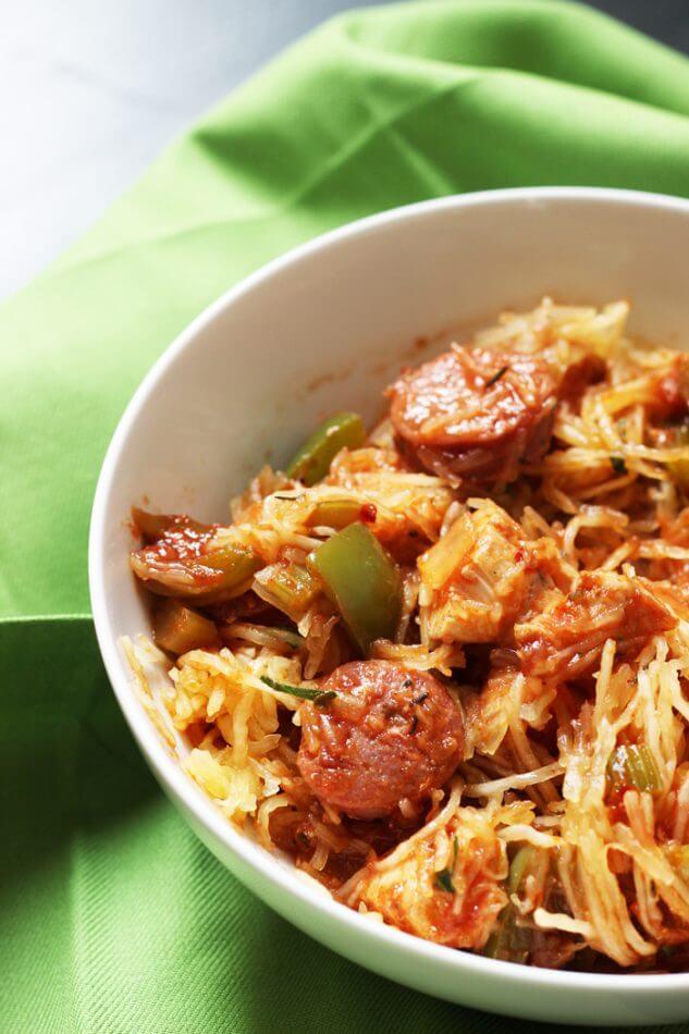 101 Best Low Carb & Keto Spaghetti Squash Recipes 20