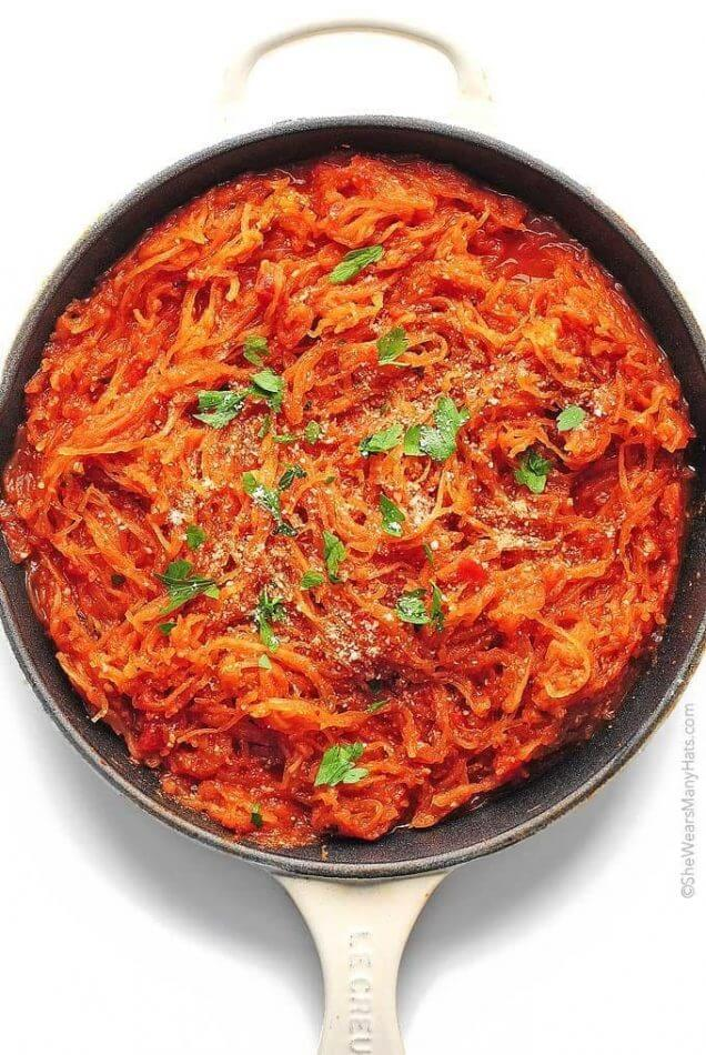 101 Best Low Carb & Keto Spaghetti Squash Recipes 5