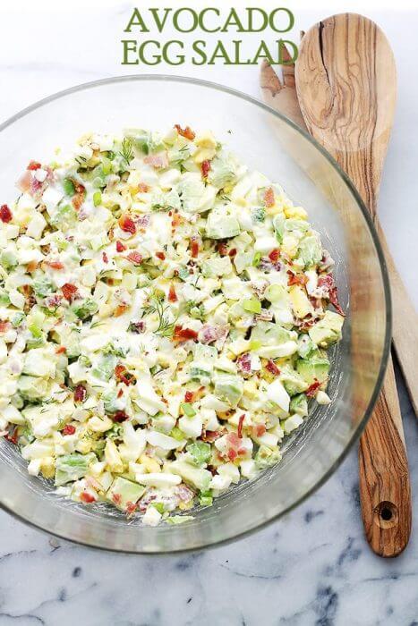 72 Best Keto Summer Salads
