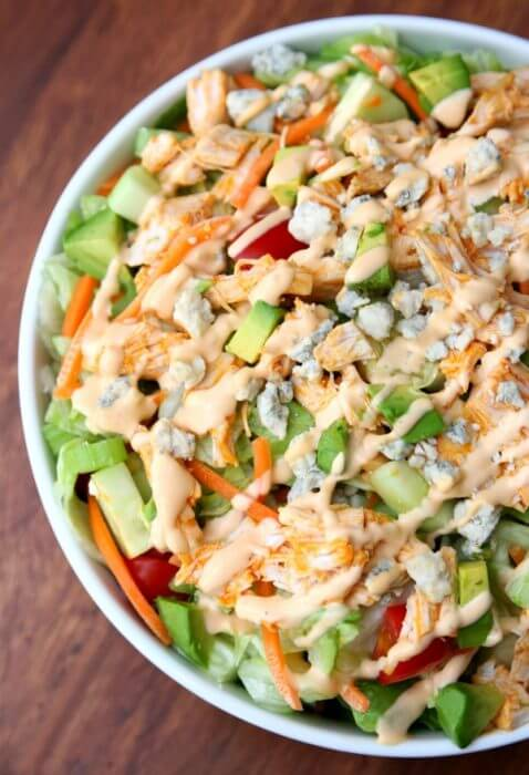 72 Best Keto Summer Salads 6