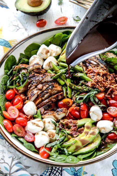72 Best Keto Summer Salads 4