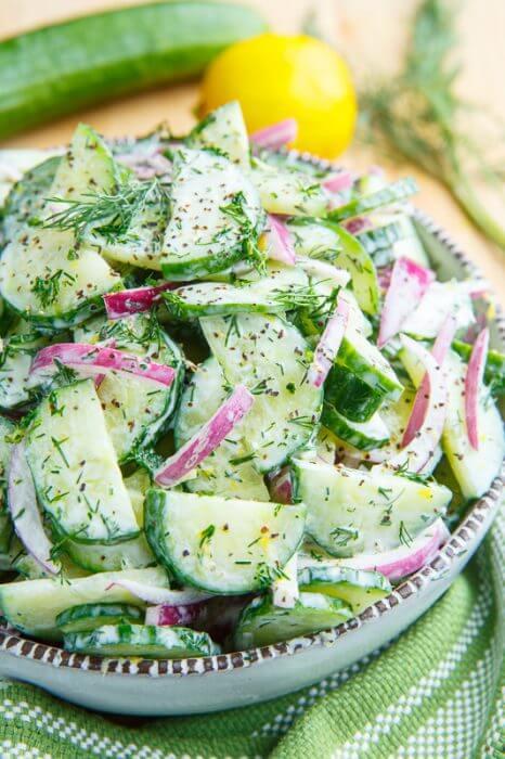 72 Best Keto Summer Salad Recipes
