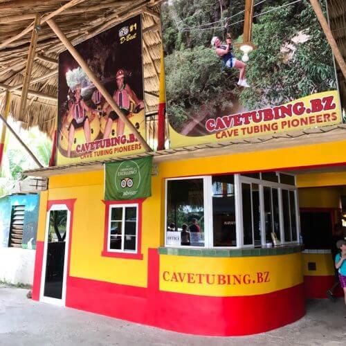 Cavetubing in Belize 3